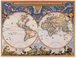 Weltkarte_Atlas_Blaeuw