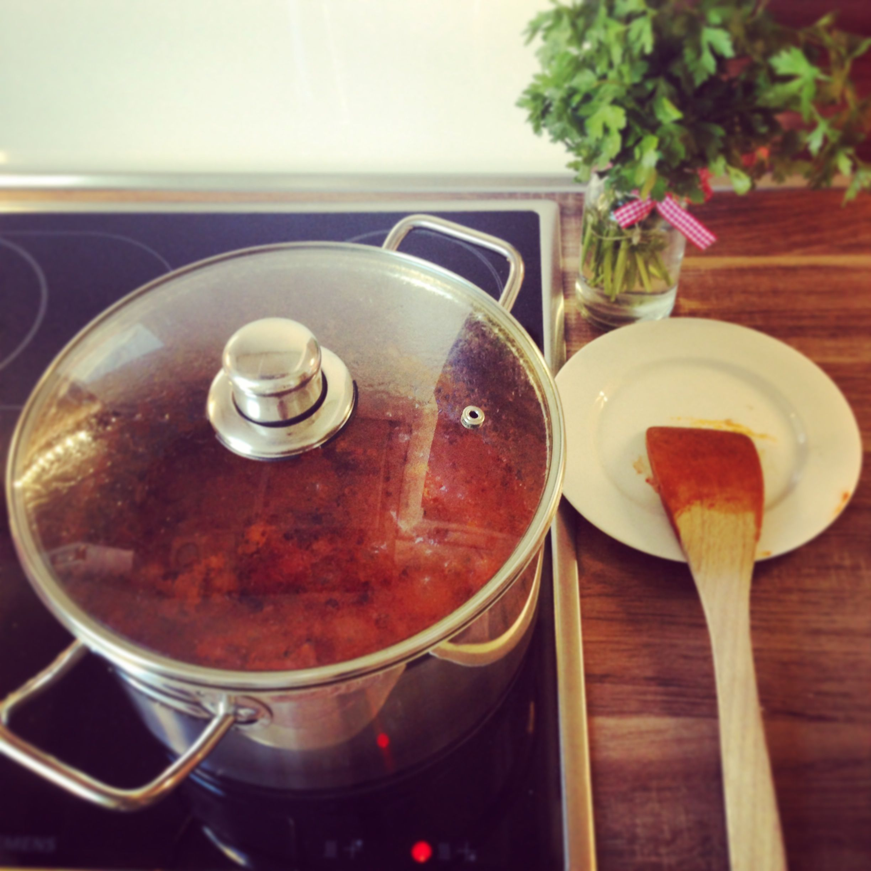 Wartezeit Spaghetti Bolognese