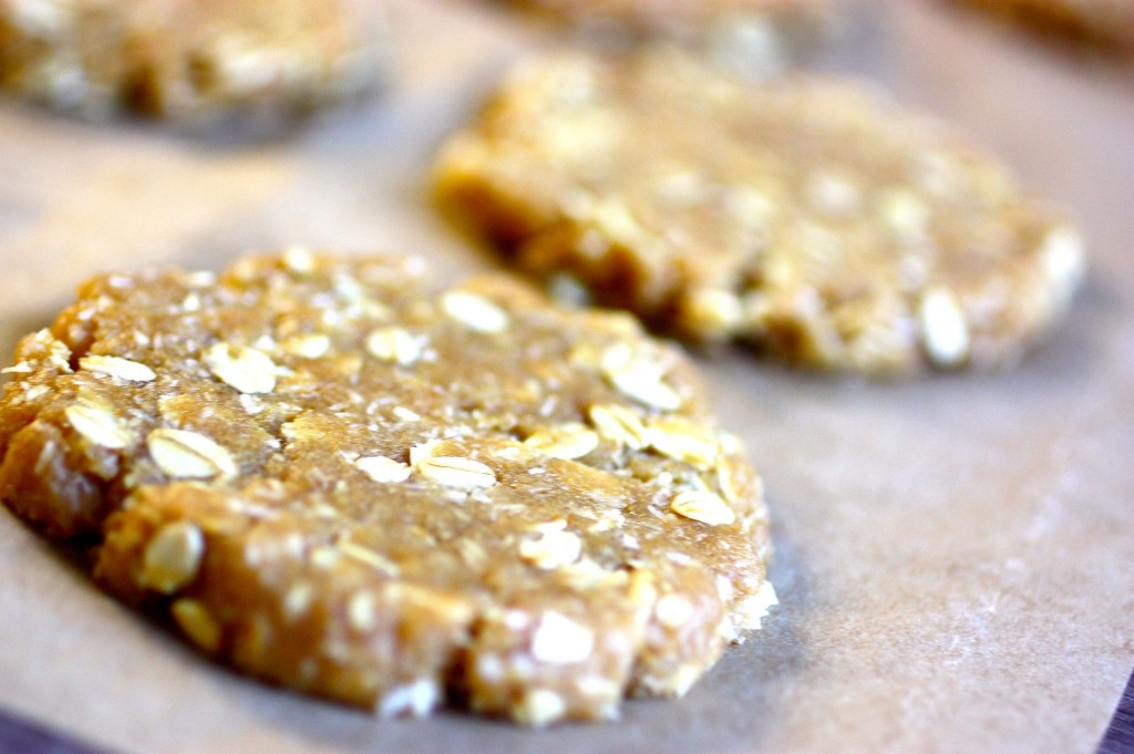 ANZAC Biscuits formen