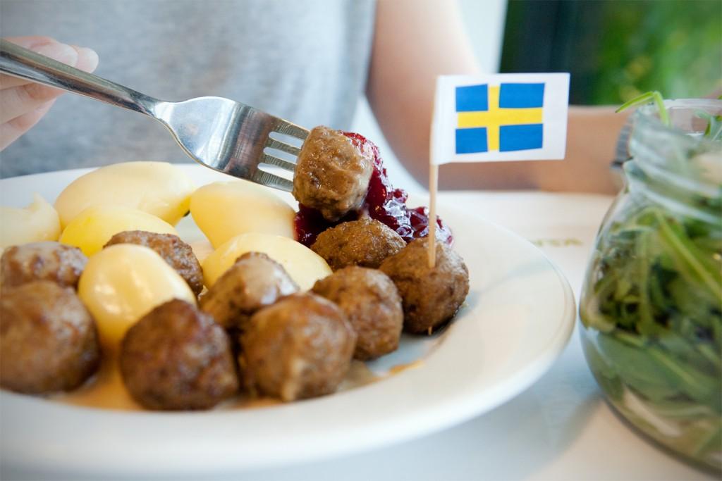 Köttbullar bei IKEA