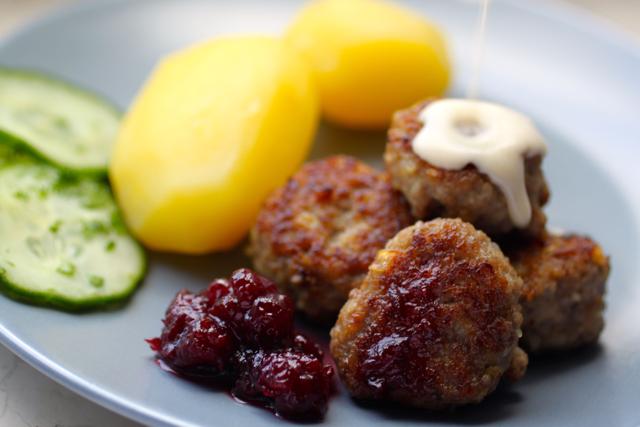 Köttbullar- das Rezept aus Schweden