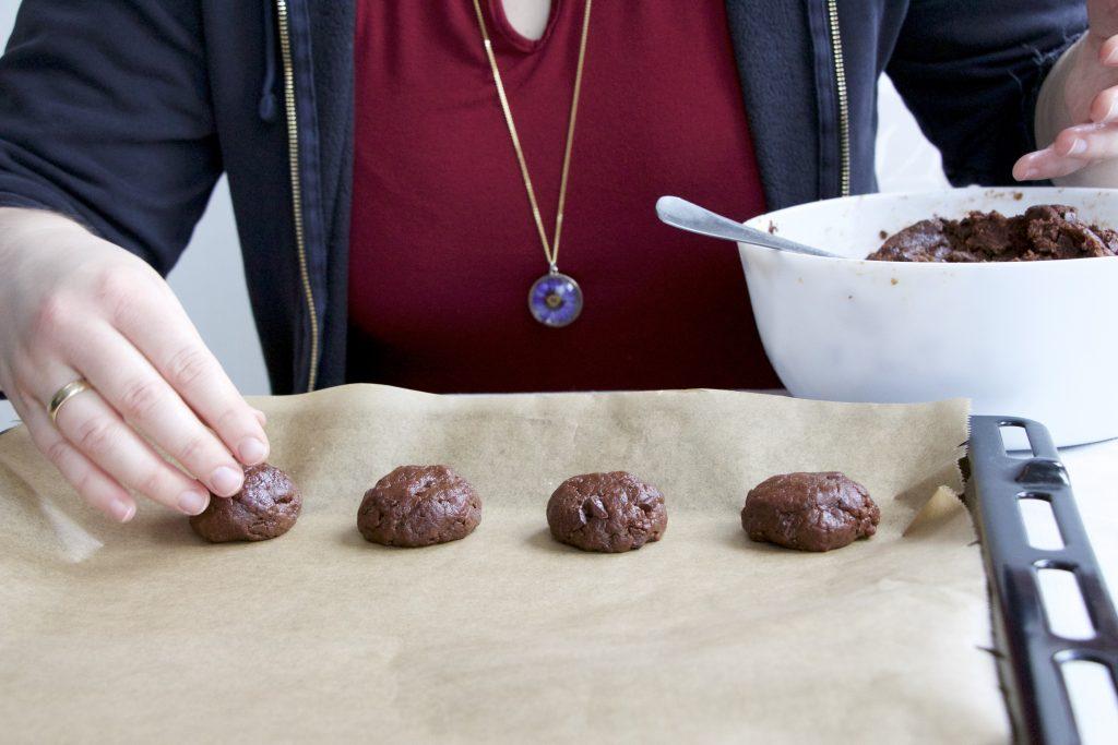Pepper Cookies formen