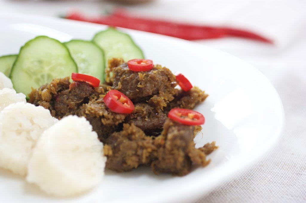 Rezept für Rendang aus Malaysia